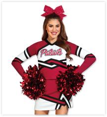 Sideline Cheerleading Uniforms