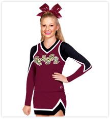 Stadium Cheerleading Uniforms