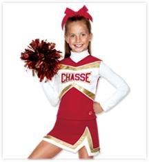 Star Cheerleading Uniforms