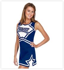 Chasse Cheerleading Uniforms