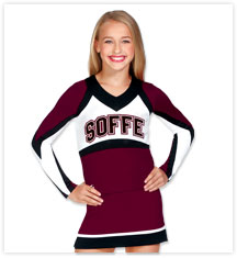 Soffe Cheerleading Uniforms